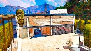 GTA 5 НОВЫЙ ДОМ ФРАНКЛИНА DLC MOD! (GTA 5 МОДЫ)