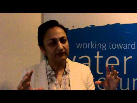 Interview with Simi Kamal from Karachi Water Partnership and Hisaar foundation