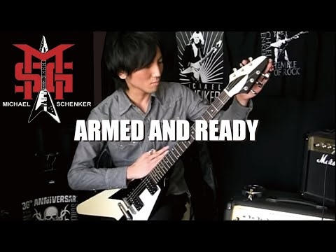 Michael Schenker - Armed And Ready : by Gaku
