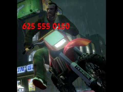Grand Theft Auto IV Cheats  (Xbox 360 - PS3)