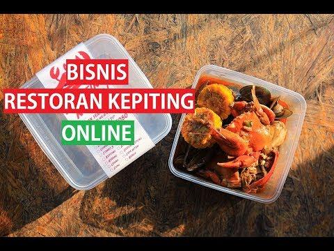 Restoran Kepiting Online Beromzet Ratusan Juta - Inspirasi Bisnis (1/2)