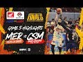 Highlights: G5: Meralco vs Ginebra | PBA Governors' Cup 2019...