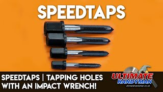 Speedtaps | tapping holes with an impact wrench!