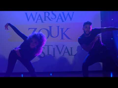 WZF2018 Aline & Charles in Performance ~ video by Zouk Soul