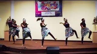Eritrean- saho song & African dance  -  Mahmud & Halima Adam
