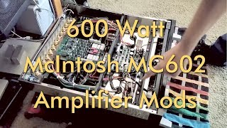 McIntosh MC602 Upgrade - BrendaEM