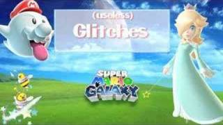 TRICKS/ GLITCHES  Super Mario Galaxy