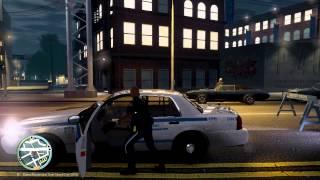 GTA IV - LCPDFR - 1.0C - EPiSODE 46 - LCPD/NYPD SLICKTOP CROWN VICTORIA HIGHWAY PATROL