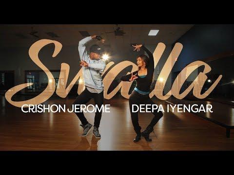 Swalla - Jason Derulo | Deepa Iyengar ft. Crishon Jerome | Dance Choreography | Hip Hop