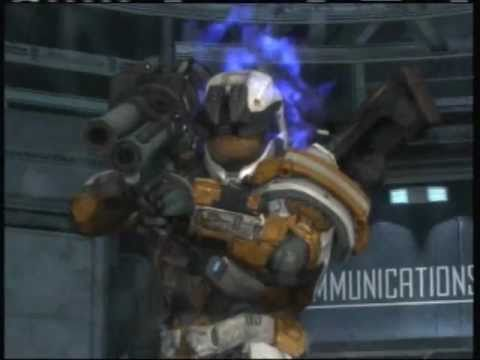 HOW TO GET BLUE FLAMES AND BUNGIE NAMEPLATE FOR HALO REACH:: NO HACK!!!