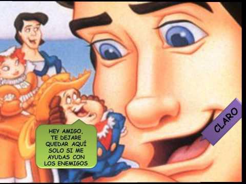 HISTORIETA: LOS VIAJES DE GULLIVER