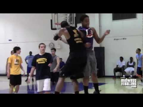 Marquette Rec Center OFFICIAL Midwest Ballers MIXTAPE 2012 #MWB