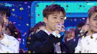 [HOT] 2월 4주차 1위 '아이콘 - 사랑을 했다 (IKON - Love Scenario)' Show Music core 20180224
