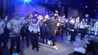 Lockコマ / NOX-it No LIFE 学習院大学ダンスサークルイベント