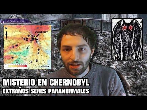 Misterio en Chernobyl - Extraños seres Paranormales