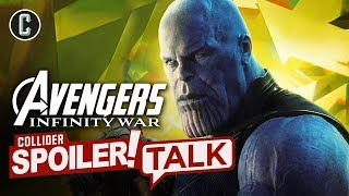 Avengers: Infinity War Spoiler Review
