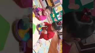 Baby shark song(Sophia's play day in school)