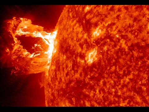 NASA: 12% Chance of Catastrophic Solar Storm in Next 10 Years
