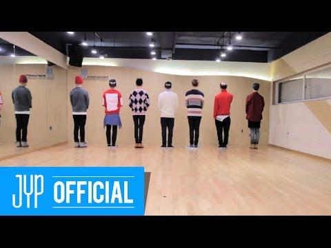 "GOT7 ""Magnetic(너란 걸)"" Dance Practice"