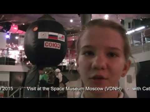 150110 Moscow Part 3   Space Museum
