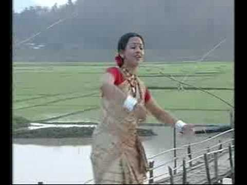 Assamese Bihu Dance - Mon Faguni video
