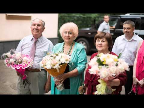 Игорь и Татьяна- самая романтичная свадьба 2012, организованная студией Сальвадор.
