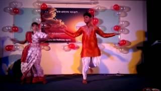 Ebar Jeno Onno Rokom Pujo | Tanveer | Tuli | Dhaka University Dance Club |