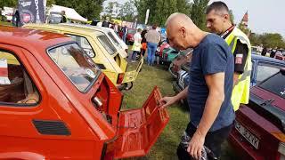 IV Zlot Fiata 126p i Klasyków   Inowrocław 2017