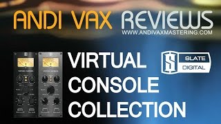 AVR 021 - Slate Digital Virtual Console Collection