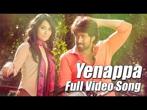 Mr & Mrs Ramachari - Yenappa Sangathi - Kannada Movie Song Video | Yash | Radhika Pandit