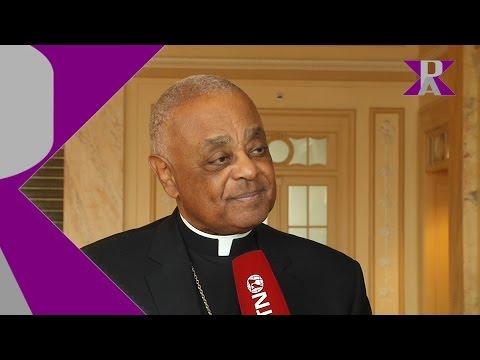 About Multi Culture . Archbishop Wilton D. Gregory of Atlanta