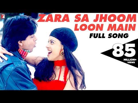 Zara Sa Jhoom Loon Main - Full Song - Dilwale Dulhania Le Jayenge...
