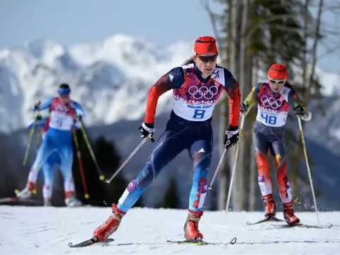 Видеопрезентация Зимние виды спорта