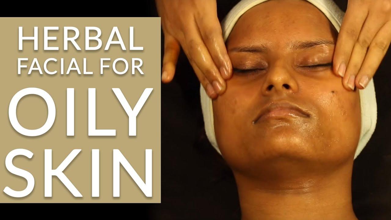 How Do Herbal Facial At Home in Hindi
