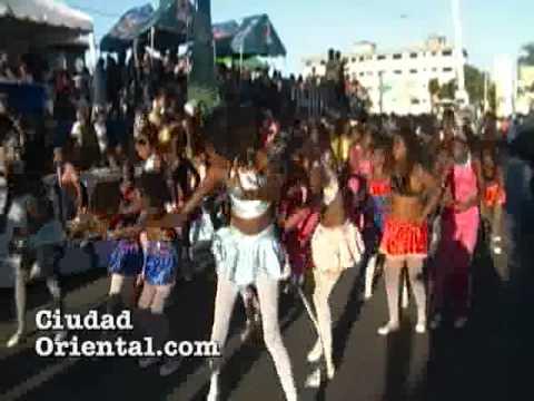 Desfile de Carnaval Avenida España 20 Febrero 2011.flv