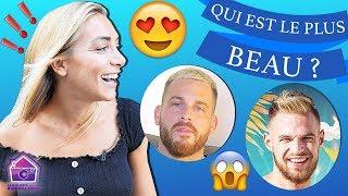 Elisa des anges (LVDA3) : Qui est le plus beau ? Raphaël ? Bryan ? Yoann ?