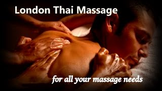 London Thai Massage - Central London Outcall