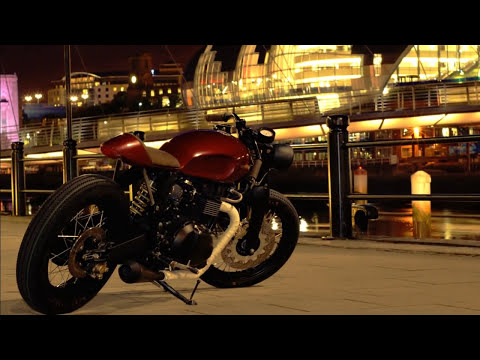 Cafe Racer (Triumph Bonneville Speed Twin Concept)