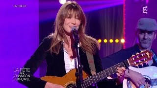 Carla Bruni - Little French Song - Fête de la Chanson Française 2014