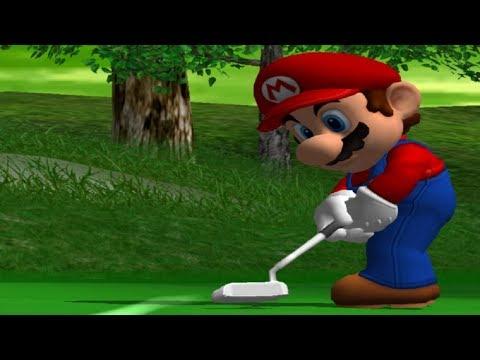 Mario Golf Toadstool Tour - Tournament Mode - Lakitu Cup
