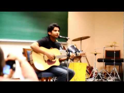 Teray Bin Nahi Lagda - Cover By Hasnain (lums Olympiad 2012 1st Round) video