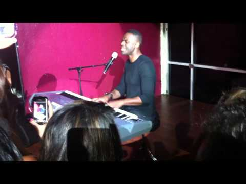 One Last Cry - Brian McKnight @ Nueve Lounge