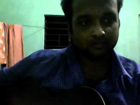 Tera Mera Pyar Kumar Sanu Guitar Cover video