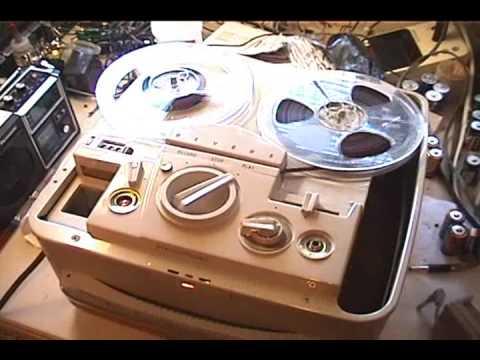 Making a recording on reeltoreel!  YouTube