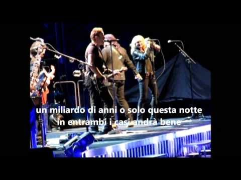 Bruce Springsteen - Bruce Springsteen - This Life - SUB ITA