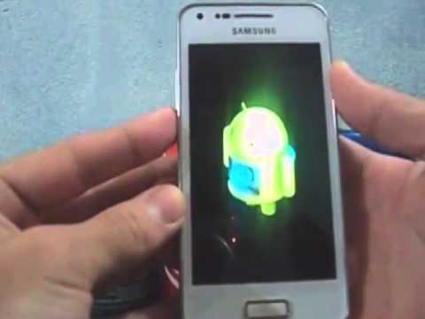 Instalar CWM para Android 4.1.2 Stock en Samsung Galaxy S Advance