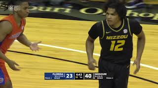 HIGHLIGHTS:  Mizzou pours it on in win over Florida