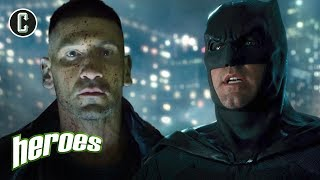 The Punisher Takes On The Justice League - Heroes