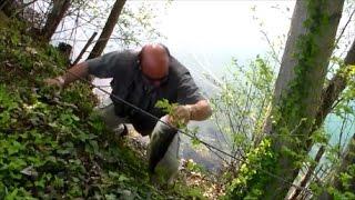 Spinning al Black Bass in fiume Mincio