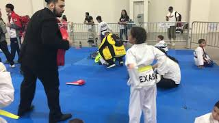 2018 National USA Taekwondo Tournament in Salt Lake City Utah.